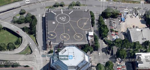 Portland Downtown Heliport